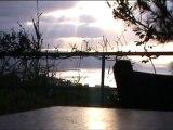 soleil à travers les nuages II