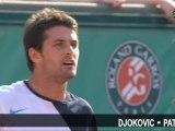 2007 Djokovic Patience - Unbelievable Volley
