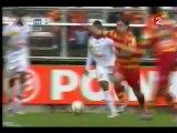 RC Lens - Lille OSC, Coupe de la Ligue, saison 2007/2008 (2ème mi temps)
