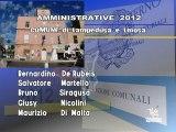 PRESENTAZIONE DELLE LISTE PROVINCIA DI AGRIGENTO TVA NOTIZIE 11 APRILE 2012