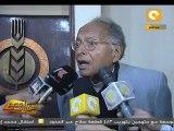 من جديد: رفعت السعيد يفتح النار على المجلس العسكري
