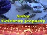 When Sam hosts Celebrity Jeopardy 4