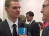 Eurocup Finals: Q&A Renaldas Seibutis, Lietuvos rytas Vilnius