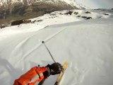 session fin de saison Val Cenis Vanoise