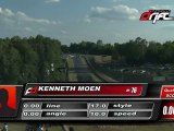 KENNETH MOEN at Formula Drift Round 2, 2nd qualifying run, Atlanta 2011 part 2