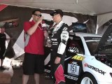 Fredric Aasbo talks about Motegi Wheels at Formula Drift Road Atlanta