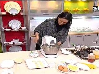 Choumicha - Gâteau de Choumicha Biscuits sablés