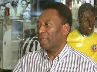 Pelé: o primeiro gol