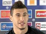 Younes Belhanda avant Lorient (J32)