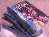 Classic Game Room reviews SEGA CD CASE and MEGA FOAM INSERT