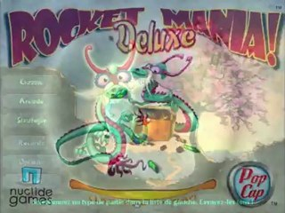 Rocket Mania sur GameTree TV