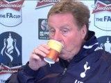 Tottenham vs Chelsea FA Cup - Tottenham Press Conference