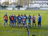 Chambly bat Amiens 2 - 0 le 14 avril 2012