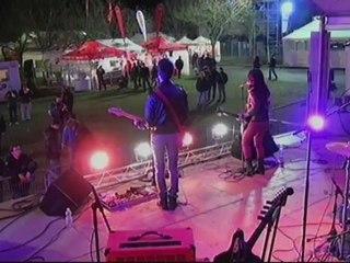 Bol d'Or 2012 : Concert des Scarlet
