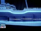 Naufrage du Titanic, 100 ans après  rappel de la catastrophe. - Sujet par sujet - RTL Vidéos