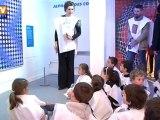 Musée en herbe propose aux enfants de créer leur exposition