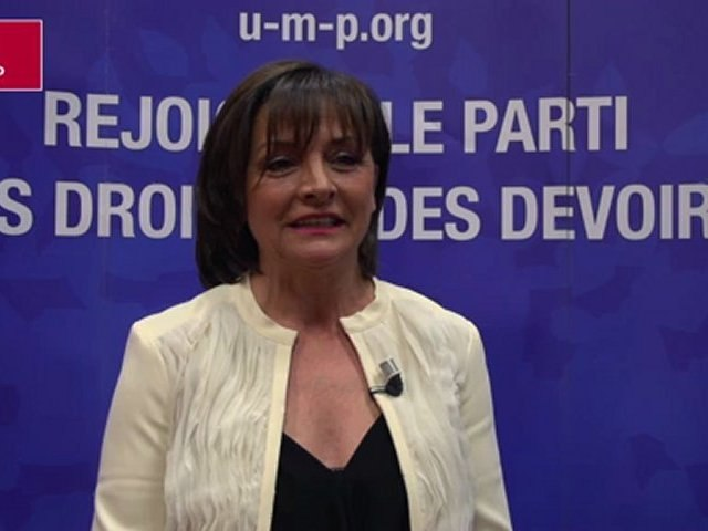 Brigitte Mélin - Législatives 2012
