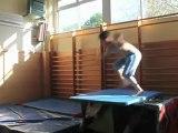 PARKOUR ZARAGOZA / Entrenamiento Indoor 2012