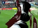 www.dailygoalz.com -  Tottenham vs Chelsea FA Cup - Semi Final -  Tottenham chance Petr Cech save