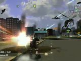 Classic Game Room - EARTH DEFENSE FORCE INSECT ARMAGEDDON for PS3 review pt1