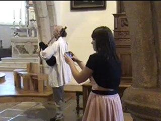 Mariage breton à la cornemuse : Scarborough fair