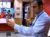 KFC en Egypte avec des employés sourds