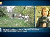 Meurtres dans l'Essonne : deux gardes à vue prolongées