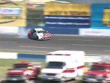 FREDRIC AASBO during session 1 of qualifying for Formula Drift Round 5