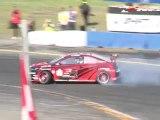 KEN GUSHI session 2 of qualifying for Formula Drift Round 5