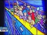 Les titres du 19 heures.     Naufrage du Titanic, 100 ans après rappel de la catastrophe. Naufrage du Titanic, 100 ans après des nostalgiques vont revivre la nuit du drame. - Naufrage du Titanic, 100 ans après les commémorations à Belfast.