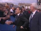 Sarkozy: je rolexe, tu rolexes, il rolexe, nous rolexons, vous rolexez, ils rolexent