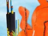 Interventions arts-visuels écoles primaires