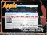 Apple iPad (First Generation) MC497LL/A Tablet (64GB, Wifi, 3G) Review | Apple iPad MC497LL/A Unboxing