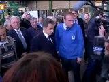 Fonderie du Poitou : Sarkozy annonce de nouveaux contrats