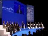 Election présidentielle   François Hollande devant les