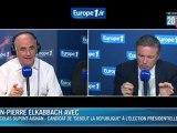 """Dupont-Aignan : """"Bruxelles a précipité l'Europe dans la ruine"""""""