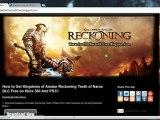 How to Get Kingdoms Of Amalur Reckoning Teeth of Naros DLC Free!!