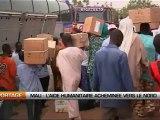 Mali, l'aide humanitaire acheminée vers le nord