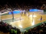 CSP Limoges SUPPORTERS Ambiance BASKET