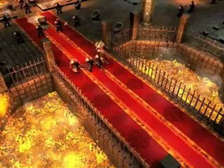 Guerrier Trailer de Realms of Ancient War