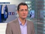 Olivier DARTIGOLLES l'invité politique sur LCI