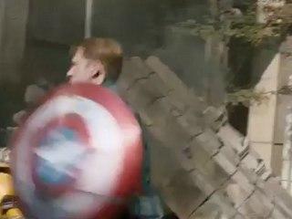 #3 - Combat Captain America et Thor - Extrait #3 - Combat Captain America et Thor (Français)