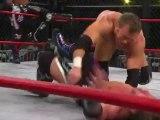 TNA Lockdown 2012-Motor City Machine Guns vs Samoe Joe & Magnus