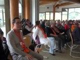 LOURDES 2012 Mardi 17 avril 2012 à Lourdes : père David Lamballe