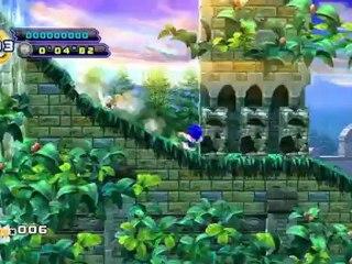 Trailer de Sonic the Hedgehog 4: Episode 2