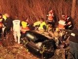 Beauvais: Trois morts dans l'accident