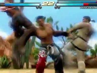 We are Tekken de Tekken Tag Tournament 2