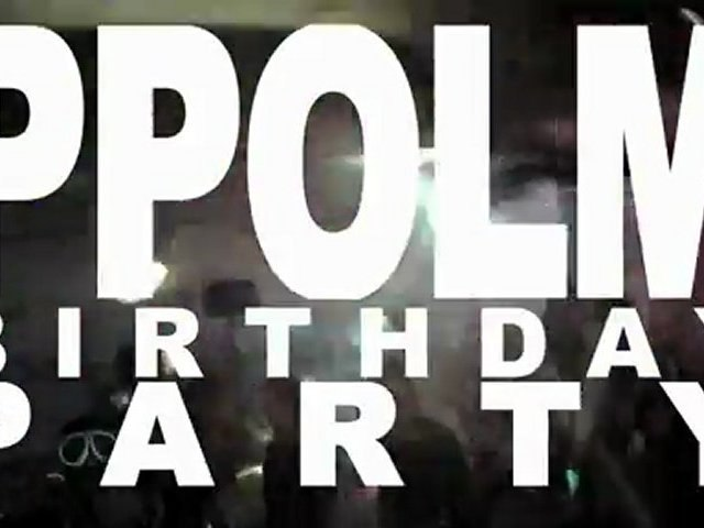 PPOLM BIRTHDAY PARTY