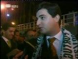 Reportagem no Sporting - 2 AZ Alkmaar - 1 de 2004/2005 1/2 Final Taça Uefa