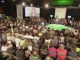 Meeting de Grenoble - Partie 5 - discours de Cécile Duflot